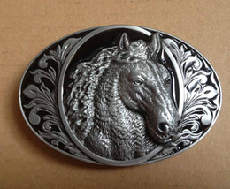 Fashion horse belt buckle SW-802 brand new condition free shipping