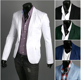 Wholesale Autumn men s clothing blazer male spring and autumn outerwear commercial blazer suit M XXXL