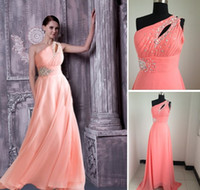 Wholesale 2012 Sexy One Shoulder Chiffon Evening Dresses Sweetheart Prom Gowns Dress Bridesmaid Dress NM6490