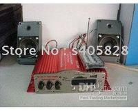 Wholesale Channel Digital Power Car Amplifier w Remote Control USB SD FM MMC Player