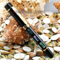 Cheap Free Shipping - JINHAO 650 Colourful Abalone Shell-Color Golden B Nib Fountain Pen