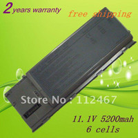 Wholesale 5200mah cells Laptop Battery For Dell Latitude D620Latitude D630 ATG D630 UMA UD088 TG226 TD175