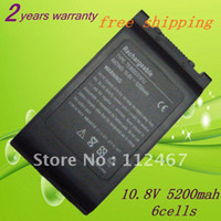 Wholesale laptop battery For toshiba pa3191u pa3128u Portege M200 M205 M400 M405 M700 M750 Pro R10 R15 M4 TE2100