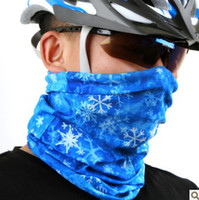 Printed bandana hiking - 2pcs Fashion Multifunctional scarf Outdoor Seamless bandana Magic multifunctional men women Turban Sunscreen Hot riding hiking Bike Caps