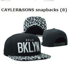 NEW Design Adjustable CAYLER&SONS Snapbacks Many Styles Snapback Strap Back Hats Caps Snap back Baseball Hat Caps High Quality Free Shipping