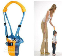 Wholesale Baby Toddler Harness Walk Learning Assistant moon Walker