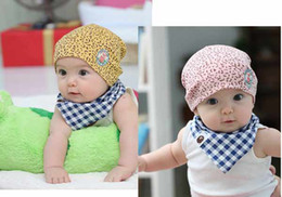 Wholesale Hot Free Ship Baby leopard Hats Baby Boy Cartoon Hat Girl caps kids crochet hat