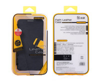 For Samsung Leather  For Samsung Galaxy Note 3 III N9006 Leather Case Flip Cover With Retail Packaging