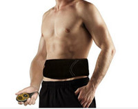 Wholesale Newest Rechargeable System ABS Male slimming Flex Belt intensity levels programmes slim massage belt