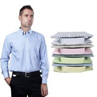 Wholesale and retail new fashion hot sale men s long sleeve shirt men casual shirt high quality cotton mens shirts