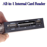 Wholesale 3 inch All in Internal Desktop PC Memory Card Reader C538B