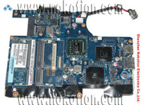 Wholesale On sale LA P laptop computer motherboard for Toshiba satellite T215D Integrated DDR3 Full Tested off shipping