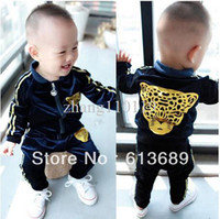 Wholesale colors new fall autumn christmas kids boys girls outfit name brand infant clothing