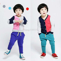 Girl Spring / Autumn Baby Christmas new 2013 children clothing sets baby boy's suits cute cardigan casual 2pcs clothes set pants Long Sleeve toddler Wear