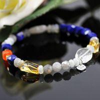 Cheap Women's Natural Bracelet Best Gift Lapis lazuli Women Bracelets