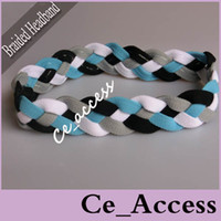 Wholesale Knit Braided Headband Accessories For Woman baby