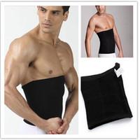 Men Girdle  Men's Healthy slimming body Abdomen shaper belt Burn Fat underwear Lose weight