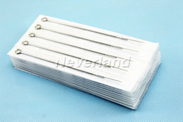 Wholesale Neverland Disposable Sterile Round Liner Tattoo Needles RL Supply Kit