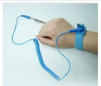 Wholesale Brand Anti Static ESD Wrist Strap Discharge Band Grounding Prevent Static Shock