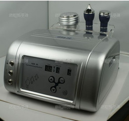 Wholesale Low Price UPS Shipping Portable ULTRASONIC CAVITATION KHZ SONIC SLIMMING SALON MACHINE WEIGHT LOSS GS8 E