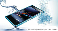 Cheap For Sony Ericsson Luxury sony bumper Best Metal for SONY 0.7mm Metal Bumper