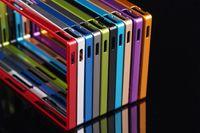 Cheap For Sony Ericsson 0.7mm Aluminium Bumper Best Metal for Sony-Ericsson 0.7mm Metal Bumper