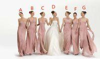 Pleats Sleeveless Same as Image 2016 bridesmaid dress Mix Order New Sexy Strapless Pink Chiffon Babyonline Bridesmaid Dresses