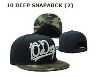 Wholesale New arrival deep camo snap back snapback caps baseball mitchell amp ness Snapback Hats sports teams hats fifty fitted adjustable caps