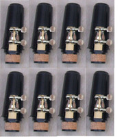 new bb clarinet mouthpiece - New Clarinet Mouthpieces Outfit in BB Key Free Cap Reed Metal Strap