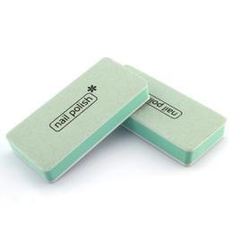Wholesale Nails File Sponge Polishing Way Sanding Buffer Block Files Nail Art Tools B016