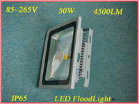 Wholesale 24PCs New Ultrathin LED Floodlight W LM Waterproof IP65 V V Outdoor Flood Light