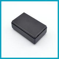 Free shipping (10pieces lot) 58X35X15mm (L*W*H) Black Non- Wa...