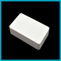 Wholesale pieces x49x21mm L W H White Non Waterproof Plastic Project Box