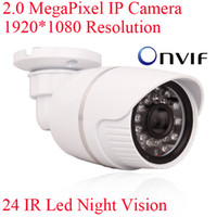 Wholesale Onvif H MegaPixel full HD P Network IP Camera IR Waterproof Outdoor Security CCTV Camera