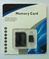 Wholesale 64GB Class Memory SD Card TF Memory Card with Free Retail Blister Package