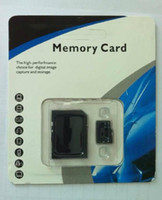 Memory Card   64GB Class 10 Memory SD Card TF Memory Card with Free Retail Blister Package 0139