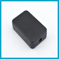 Wholesale pieces X35X15mm L W H Black Non Waterproof Plastic Project Box