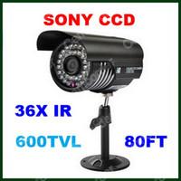 Cheap CCD CCTV IR Camera Best Indoor 36 LED Weatherproof Camera