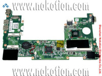 Wholesale On sale laptop motherboard for HP mini Intel N455 integrated DDR3 Full Tested off shipping