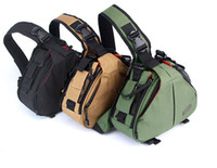Wholesale Fashionable Waterproof Nylon Multifunction Shoulder Camera Bag For Canon D D Nikon D700 D90