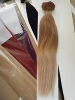 20inch color 12T24# 100g=40pcs GLUE SKIN TAPE IN ombre two t...