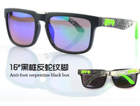 Wholesale HOT COLORS SPY OPTIC KEN BLOCK HELM Cycling Sports Sunglasses Outdoor men Sun Glasses