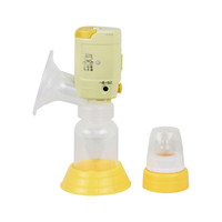 Glass automatic milker - Free DeliveryConvenient Small bear mini electric pump milker automatic breast pump hl