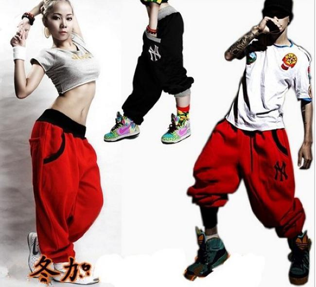 2015 fashion womens casual hip hop harem sweatpants ladies baggy sport wide leg trousers. Black Bedroom Furniture Sets. Home Design Ideas