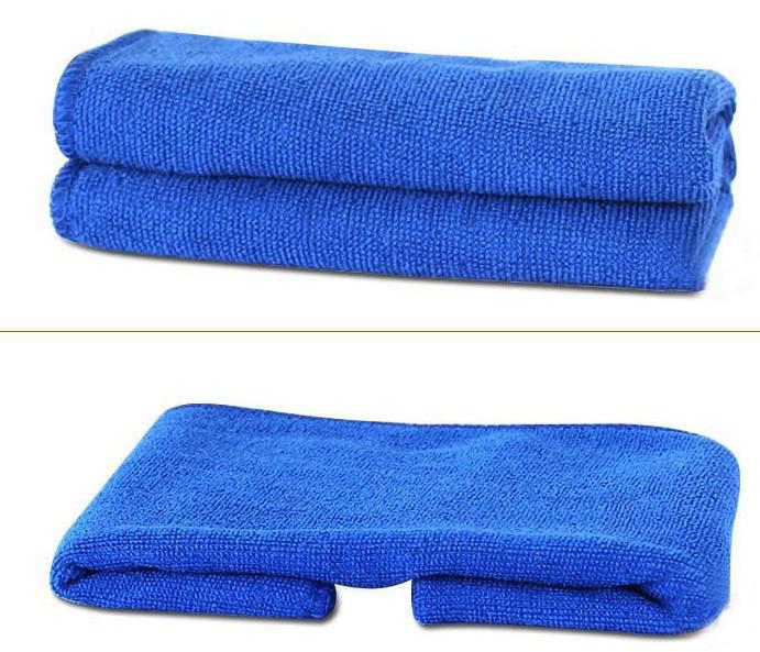 20PCS High Quality Microfiber Cleaning Towel Car Washing Nano Cloth Dishcloth Clean Towels FREE SHIPPING 30x70cm