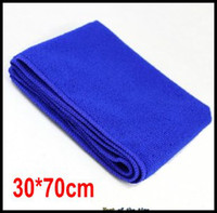 Wholesale 150PCS High Quality Microfiber Cleaning Towel Car Washing Nano Cloth Dishcloth Clean Towels x70cm