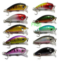 Wholesale Promo fishing hard lures BAITS lot18 cm g in oz