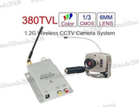 1.2g wireless camera - 1 G Wireless Mini Hidden Camera Security CCTV Wireless Camera System MYY5837