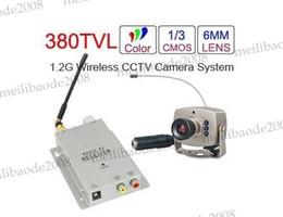 Caméra pour la sécurité cctv en Ligne-1.2G sans fil Mini caméra cachée de sécurité CCTV / Wireless Camera MYY5837 système