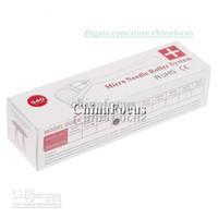 Wholesale Micro Derma Needle Skin Roller Dermatology Therapy System Microneedle Dermaroller Derma Rolling System